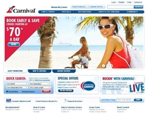 carnival cruise lines coupons discount coupon codes
