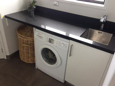 laundry benches gallery cutting edge cabinetry pukekohe commercial