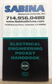 Electrical Engineering Pocket Handbook Easa Guide