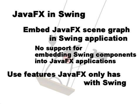 javafx in swing from swing to javafx