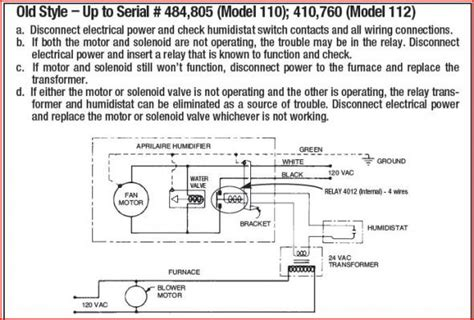 aprilaire 760 wiring diagram efcaviation