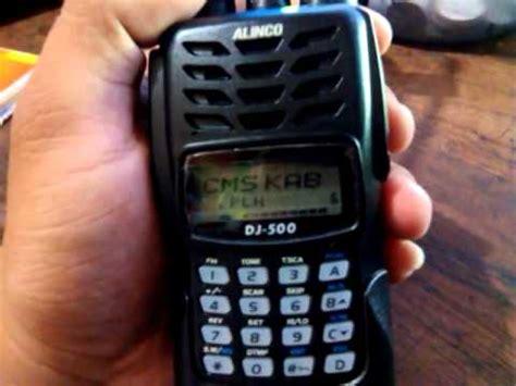 Baterai Ht Voxter W8 Firstcom Fc 27 alinco dj crx5 doovi