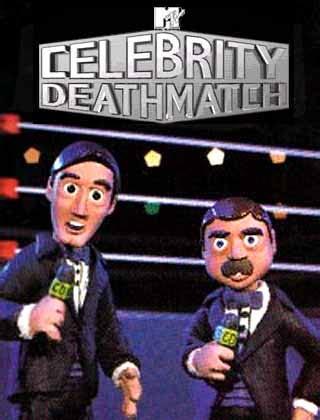 celebrity deathmatch let s get it on celebrity deathmatch all the tropes