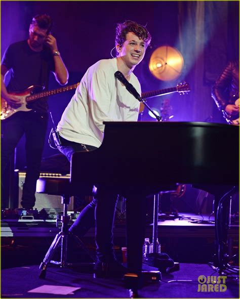 charlie puth tour charlie puth was inspired by alicia keys for his don t
