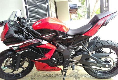 harga motor ninja 250 cc second kumpulan harga kawasaki ninja 250 cc bekas 2017 di autos
