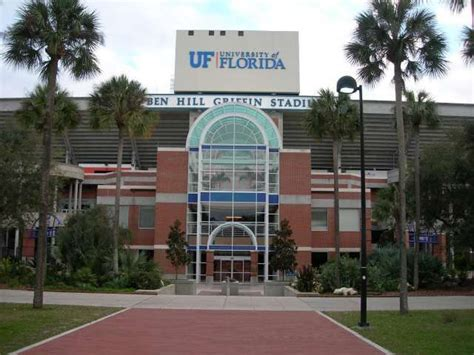 Uf Mba Scholarships by About Of Florida At Gainesville Assigned