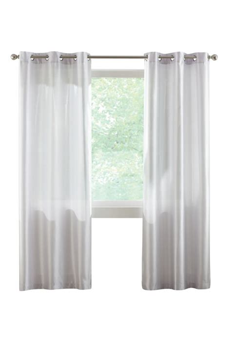 grommet curtains canada window curtains in canada canadadiscounthardware com