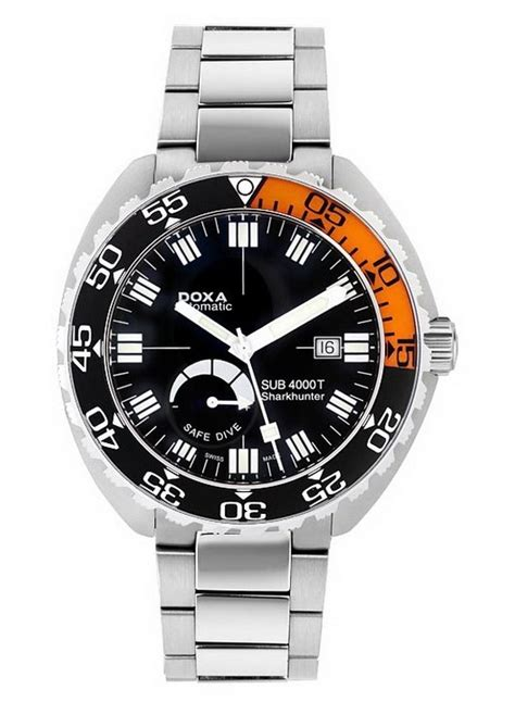 baselworld 2012 preview doxa sub 4000t professional