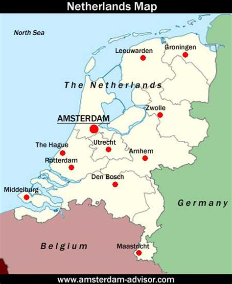 netherlands world map location where is amsterdam location of amsterdam on the world map