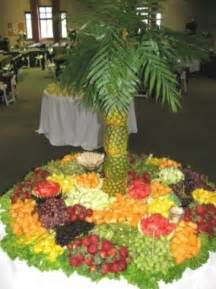 luau fruit display on pinterest hawaiian theme food
