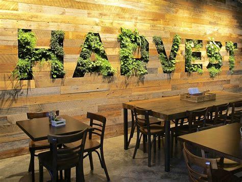 facebook harvest cafe living wall habitat horticulture