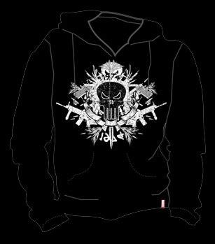 Hoodie Punisher Custom 1 punisher hoodie