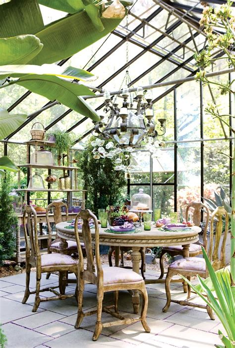 green glass room conservatory somewhereoverthebrainbow