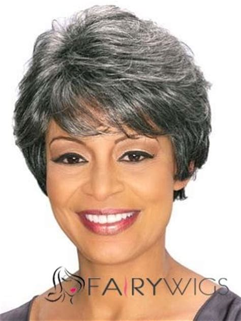 wigs for black women over 50 grey wigs for women over 50 search results for pixie