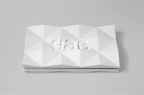 graphic design portfolio book cover 3d printed on behance