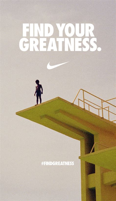 Search Your The Gallery For Gt Nike Quotes Find Your Greatness