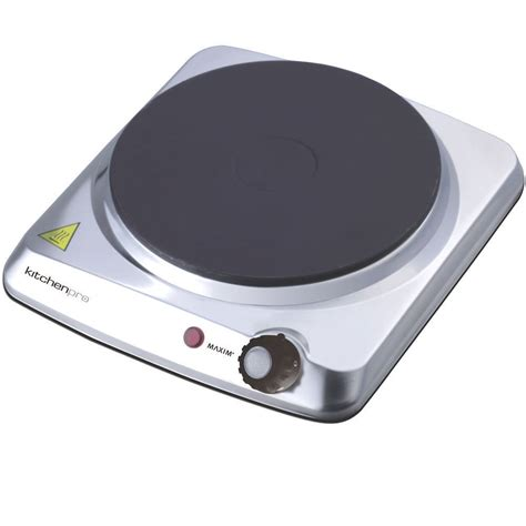 induction hob for cervan maxim portable single electric plate cooker hotplate cooktop stove caravan ebay