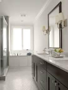 graciela rutkowski interiors bathrooms gray walls