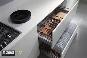 modern kitchen drawer organizers cabinets cabinet interior fittings