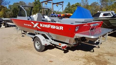 boats for sale marne mi new 2017 kingfisher 2175 extreme shallow marne mi