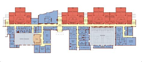 middle school floor plans middle school floor plans find house plans