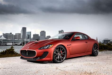 Maserati Miami by Customized Maserati Granturismo Exclusive Motoring