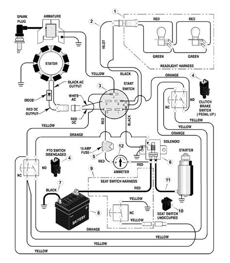 16 hp vanguard wiring diagram on 16 images free