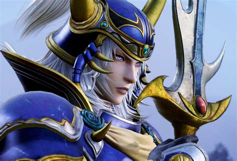 Dissidia Ps4 dissidia ps4 leaked by