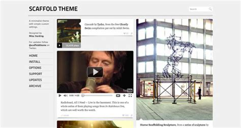themes for tumblr fashion blogs 7 tumblr themes for photo blogs fashion blogs and