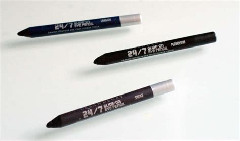 Decay Eye Pencil decay eye pencil swatches jessoshii