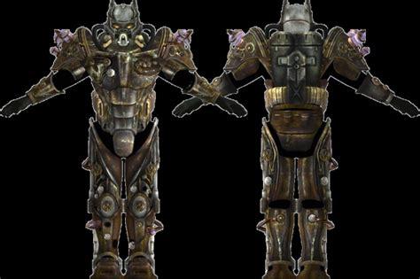 Tesla Armour Tesla Power Armor From Fallout 3 Steunk