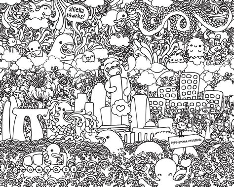 doodle alley custom name free doodle coloring pages coloring home