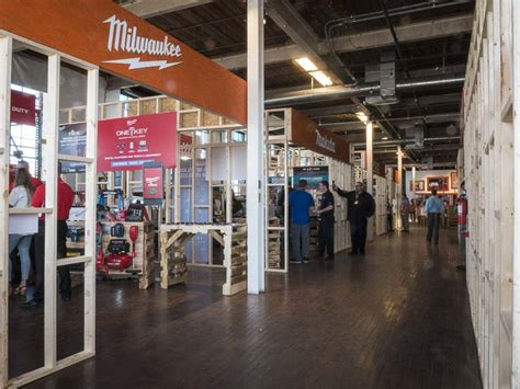 home depot prospective media event in atlanta pro tool reviews