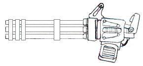 minigun coloring page minigun gun drawings in pencil sketch coloring page