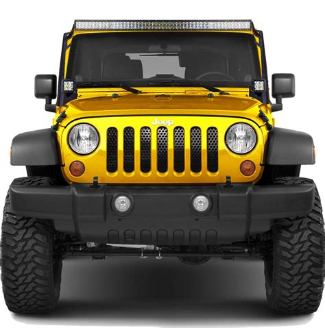 jeep grill logo angry 100 jeep grill logo angry mesh replacement grille