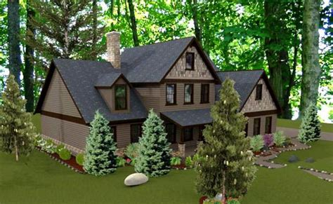 In A Country Cottage Summary by Beautiful Country Cottage House Plan Timber Frame Houses