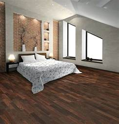 Laminate Flooring In Bedrooms | modern laminate flooring interior decorating idea