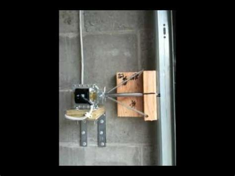 garage door deadbolt garage door deadbolt automatic lock how to make do