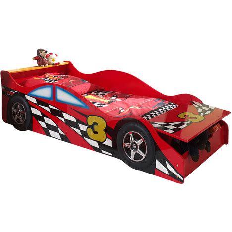 Lit Car by Lit Racing 70 X 140 Cm Pas Cher 224 Prix Auchan