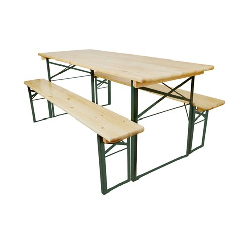 trestle table and bench festival trestle table and benches site furniture