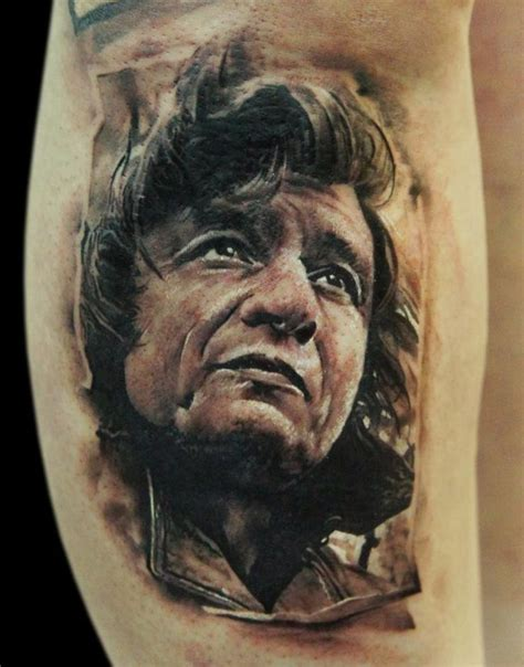 johnny cash tattoos 57 best images about musician tattoos on