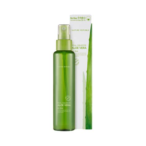Nature Republic Real Squeeze Aloe Vera Toner 150ml mist