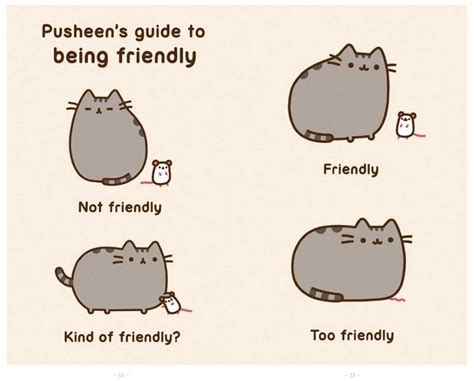 Pusheen Cat Meme - i am pusheen the cat claire belton 9781476747019