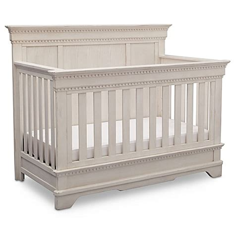 Antique White Convertible Crib Convertible Cribs Gt Simmons 174 Tivoli 4 In 1 Convertible Crib In Antique White From Buy Buy Baby