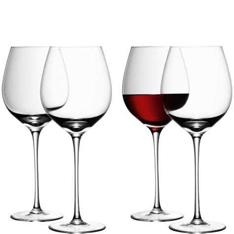 Handmade Wine Glasses - handmade wine glasses 4 pack steep hill wines