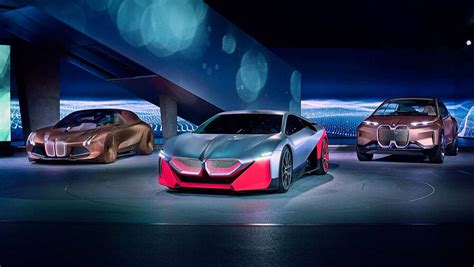bmw    electric   car news carsguide