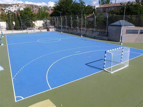 pista futbol sala pistas de futbol sala hd 1080p 4k foto
