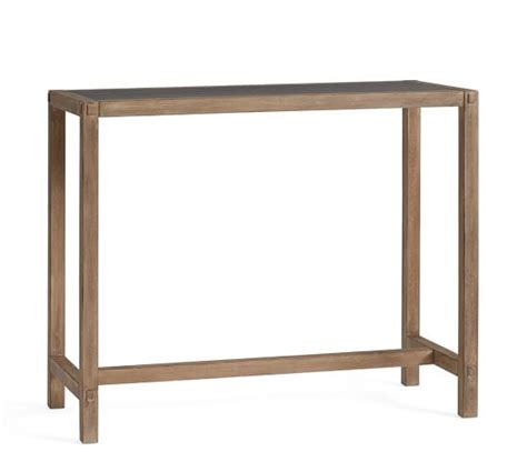 counter height bar stools pottery barn brooklyn counter height table with stools pottery barn