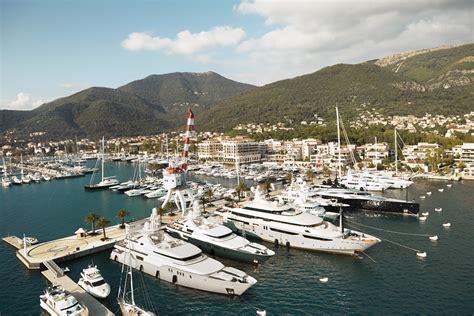 porto montengro porto montenegro marina yacht charter superyacht news