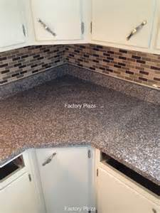 How To Do Kitchen Cabinets Yourself 4 inch backsplash